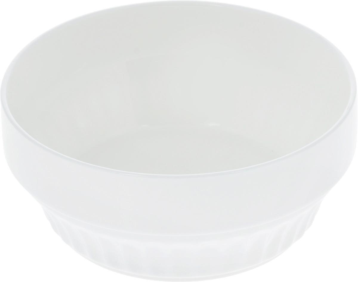 Салатник Wilmax, 800 млWL-992561Элегантный салатник Wilmax, выполненный из высококачественного фарфора, прекрасно подойдет для подачи различных блюд: закусок, салатов или фруктов. Такой салатник украсит ваш праздничный или обеденный стол, а также станет идеальным подарком вашим родным и близким. Диаметр салатника (по верхнему краю): 15,2 см.