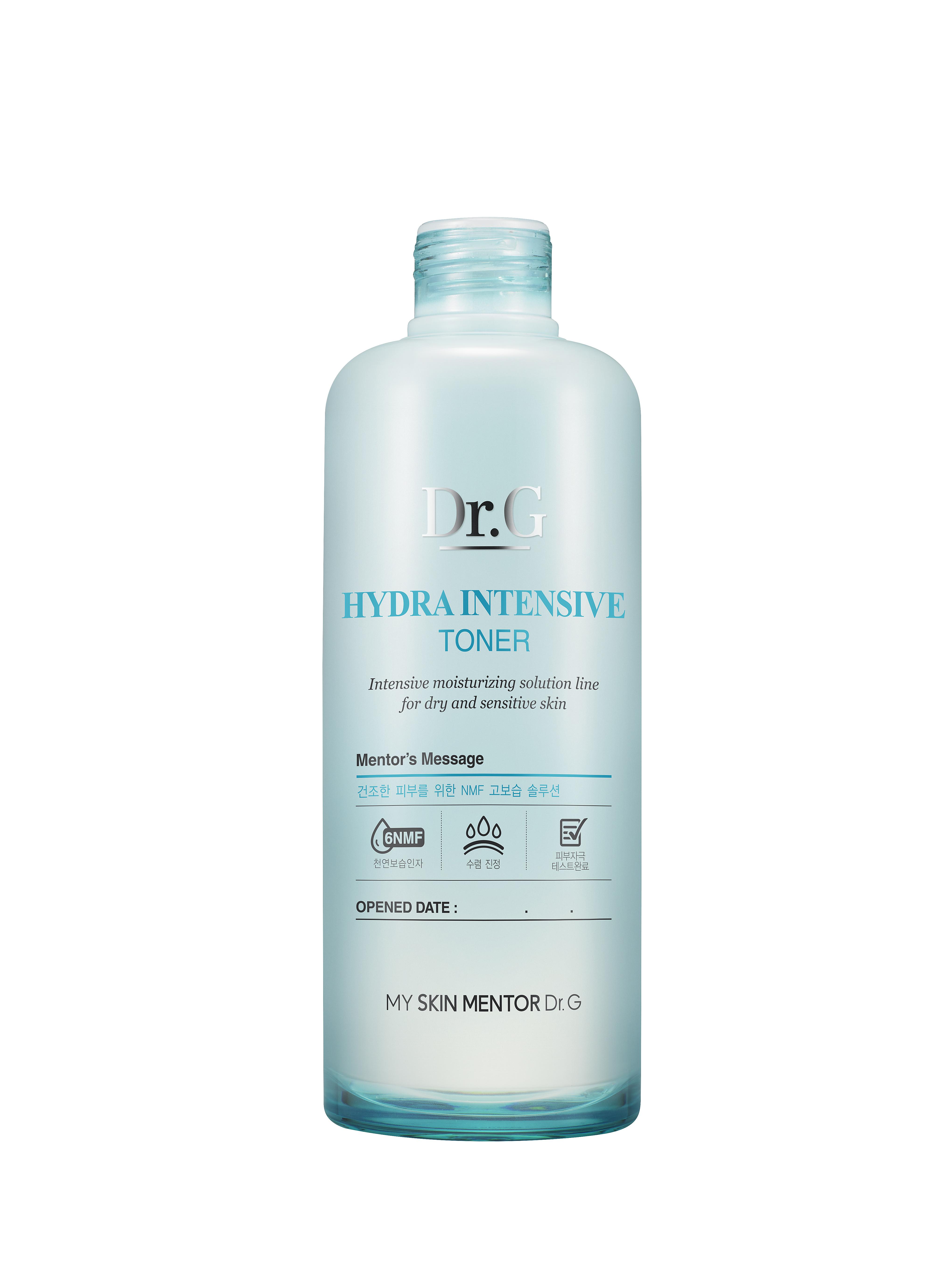 Dr. G Тоник очищающий увлажняющий Hydra, 170 млDG137336Интенсивно увлажняющий тоник эффективно очищает кожу от ежедневных загрязнений. Не нарушает водный баланс кожи и способствует глубокому увлажнению и питанию, благодаря керамидам и гиалуроновой кислоте в составе. Устраняет шелушение, стянутость и обезвоженность, усиливает регенерацию.