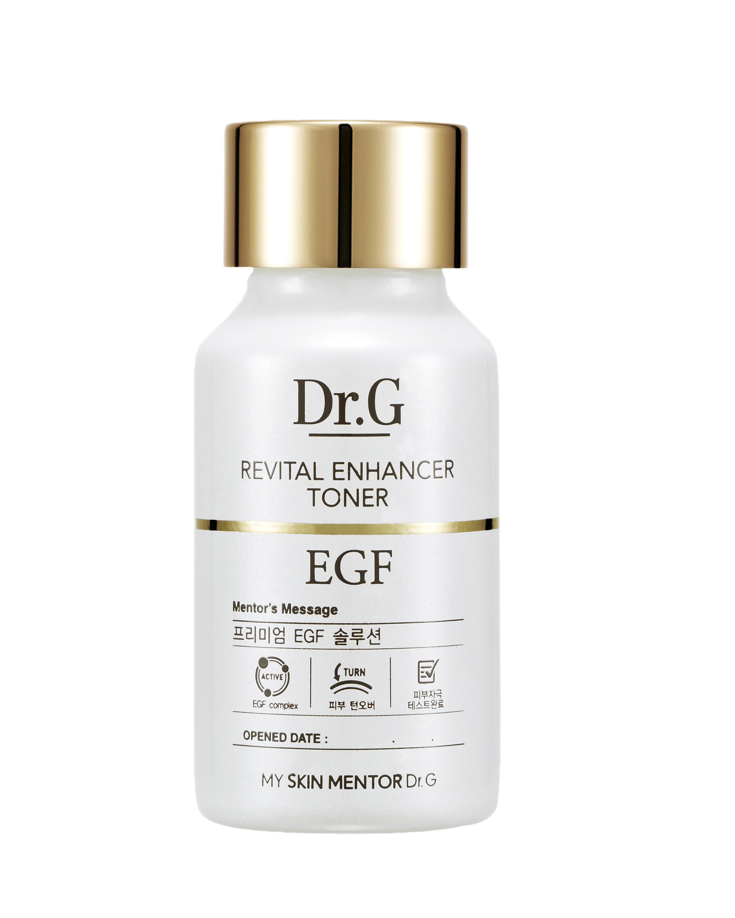Dr. G Премиальный восстанавливающий тоник с EGF Revital Inhancer , 150 мл (Dr.G)
