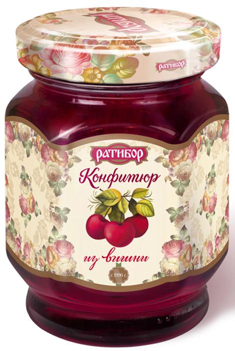 Ратибор конфитюр из вишни, 350 г