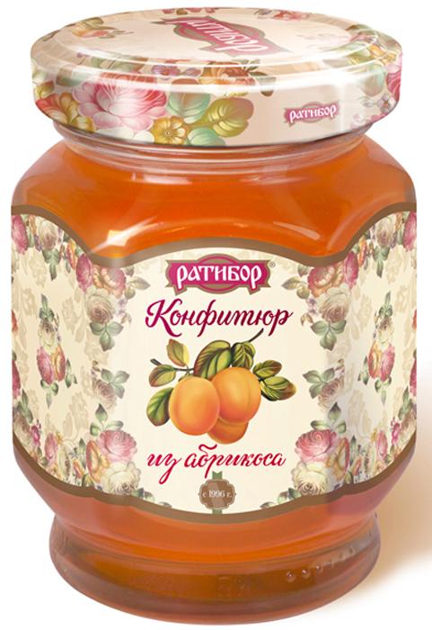 Ратибор конфитюр из абрикоса, 350 г