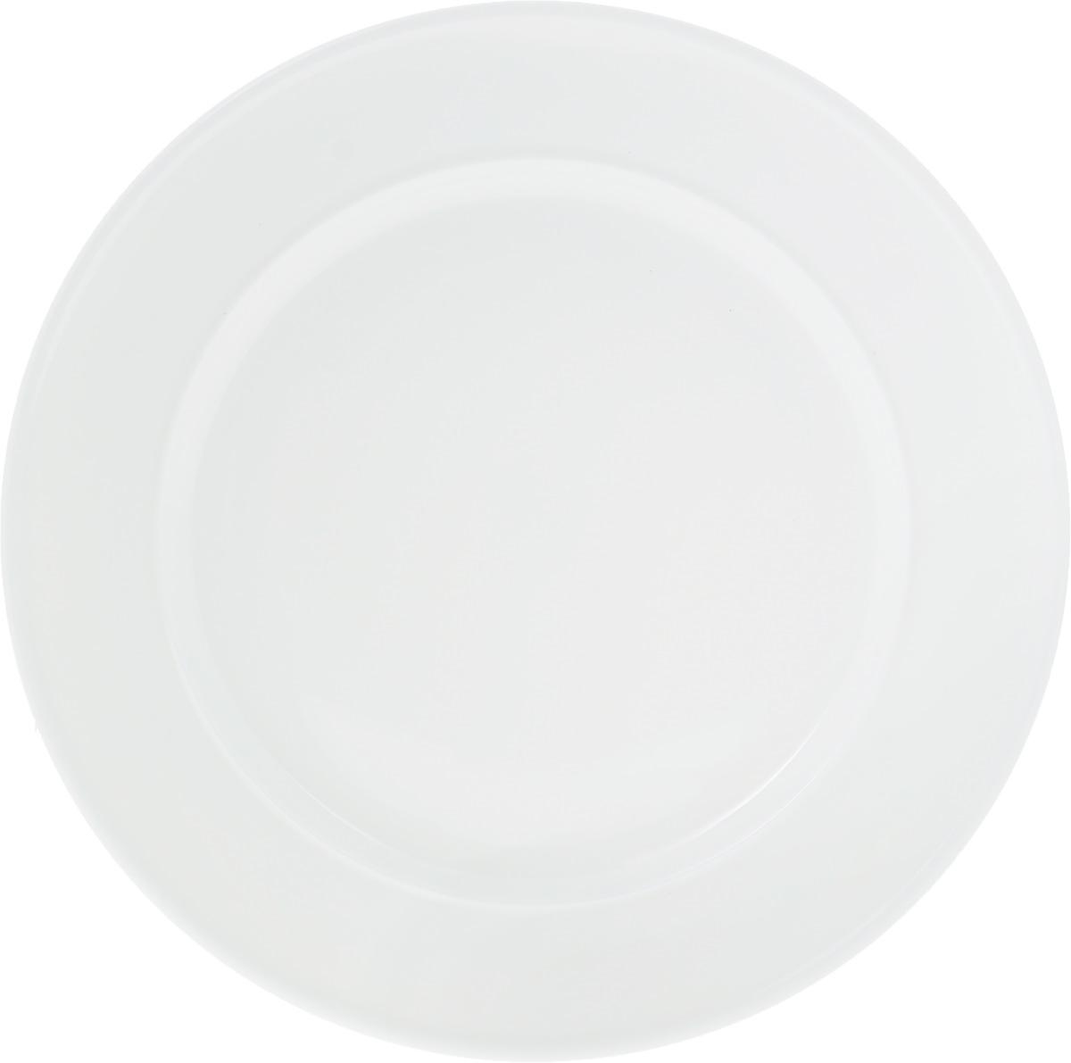 Тарелка Wilmax, диаметр 28 смWL-991243 / AТарелка Wilmax, изготовленная из высококачественного фарфора, имеет классическую круглую форму. Оригинальный дизайн придется по вкусу и ценителям классики, и тем, кто предпочитает утонченность и изысканность. Тарелка Wilmax идеально подойдет для сервировки стола и станет отличным подарком к любому празднику.