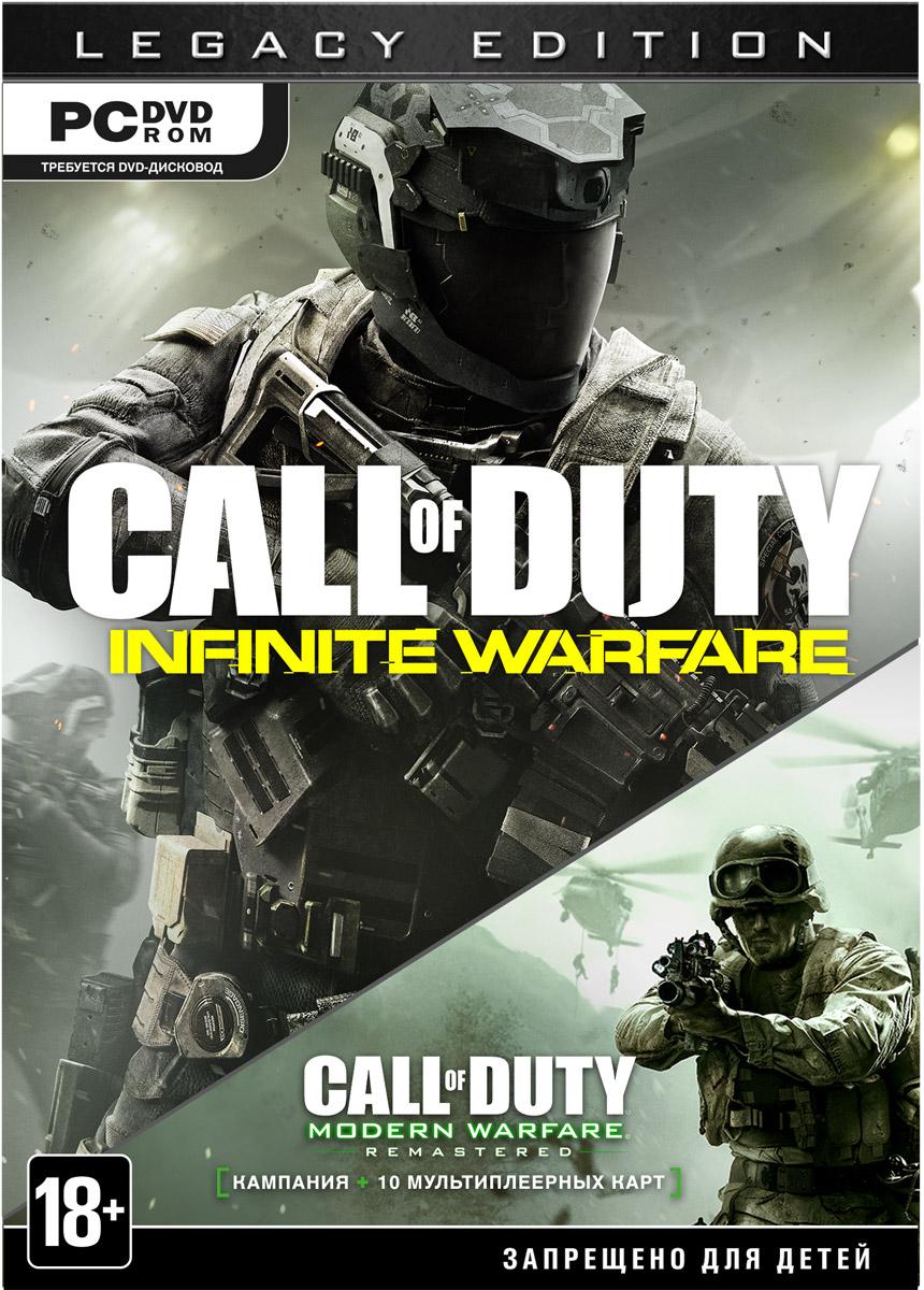 Call of Duty: Infinite WarfareCall of Duty возвращается к своим истокам, чтобы с беспрецедентным размахом рассказать классическую историю о грандиозном сражении двух армий. Вас ждет реалистичная военная драма в фантастических декорациях - в будущем, где конфликт между людьми вышел далеко за пределы планеты. Сюжетная кампания, соревновательный мультиплеер и увлекательный зомби-режим - Infinite Warfare предлагает поклонникам все то, чего они ждут от нового выпуска Call of Duty. В соревновательном сетевом режиме Call of Duty: Infinite Warfare на счету каждая секунда, ведь от нее может зависеть исход всей битвы. Захватывающие дух пейзажи иных планет, футуристическое вооружение, новые способности героев и ключевые изменения игрового процесса - все это делает мультиплеер Infinite Warfare совершенно неповторимым. Кроме того, Call of Duty: Infinite Warfare предлагает знаменитый зомби-режим для совместного прохождения. Собирайте друзей и отправляйтесь навстречу новому...