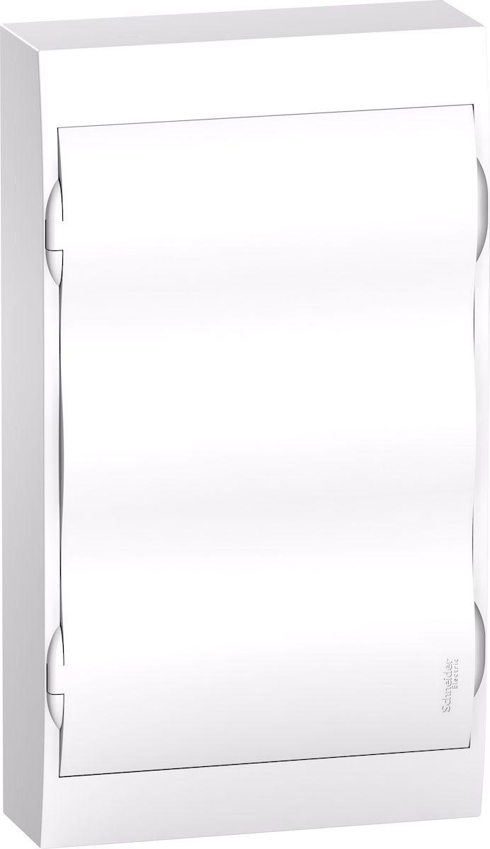 Корпус (щиток) ОУ Schneider Electric Easy 9 с дверцей, 3ряд/36мод, IP40,IK07, 2 клеммы. EZ9E312P2SRUEZ9E312P2SRUКорпус (щиток) ОУ с белойй дверцей 3ряд/36мод, IP40,IK07, 2 клеммы, Schneider Electric Easy 9 EZ9E312P2SRU