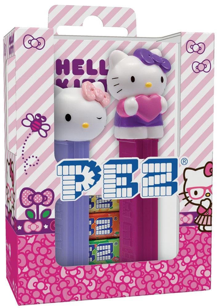 PEZ Hello Kitty игрушки с конфетами, 34 г (в ассортименте)
