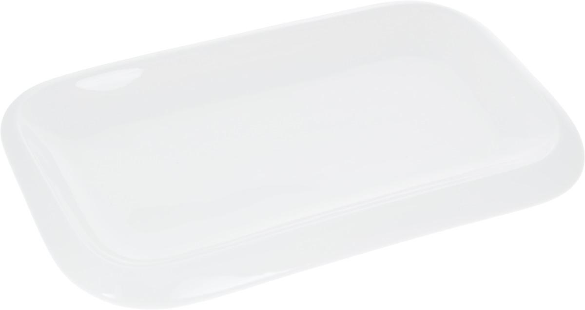 Блюдо Wilmax, 25,5 х 15 смWL-992660 / AОригинальное прямоугольное блюдо Wilmax, изготовленное из фарфора, прекрасно подойдет для подачи нарезок, закусок и других блюд. Оно украсит ваш кухонный стол, а также станет замечательным подарком к любому празднику.