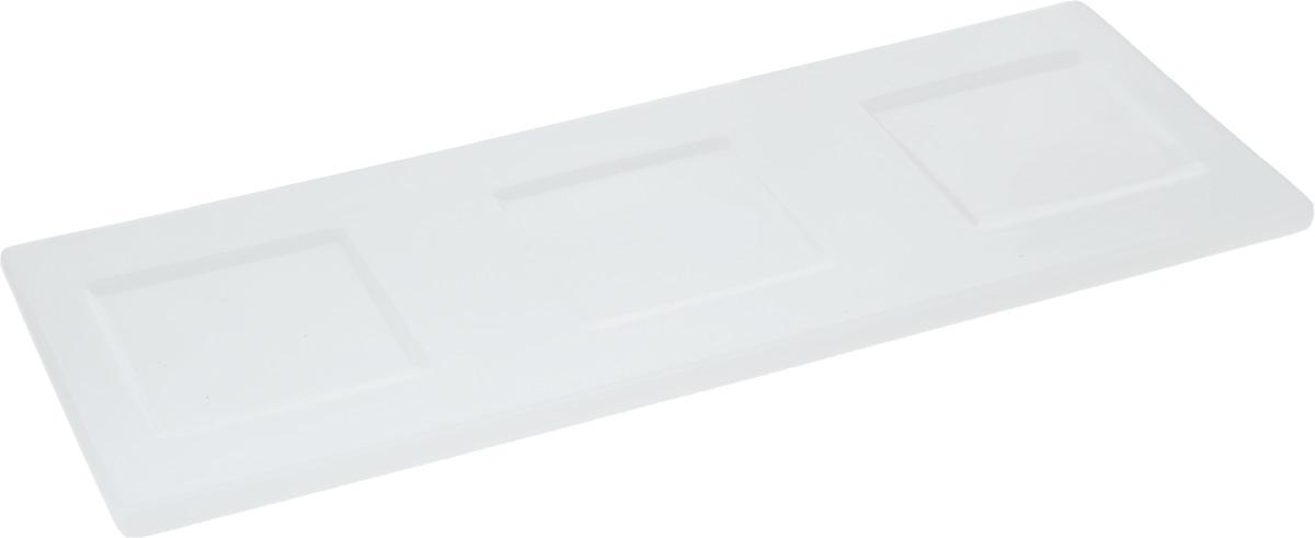 Поднос Wilmax, 36 х 13 смWL-992426 / AПоднос Wilmax, изготовленный из высококачественного фарфора, станет незаменимым предметом для сервировки стола. Поднос не только дополнит интерьер вашей кухни, но и предохранит поверхность стола от грязи и перегрева. Оригинальный и стильный поднос Wilmax придется по вкусу и ценителям классики, и тем, кто предпочитает современный стиль.