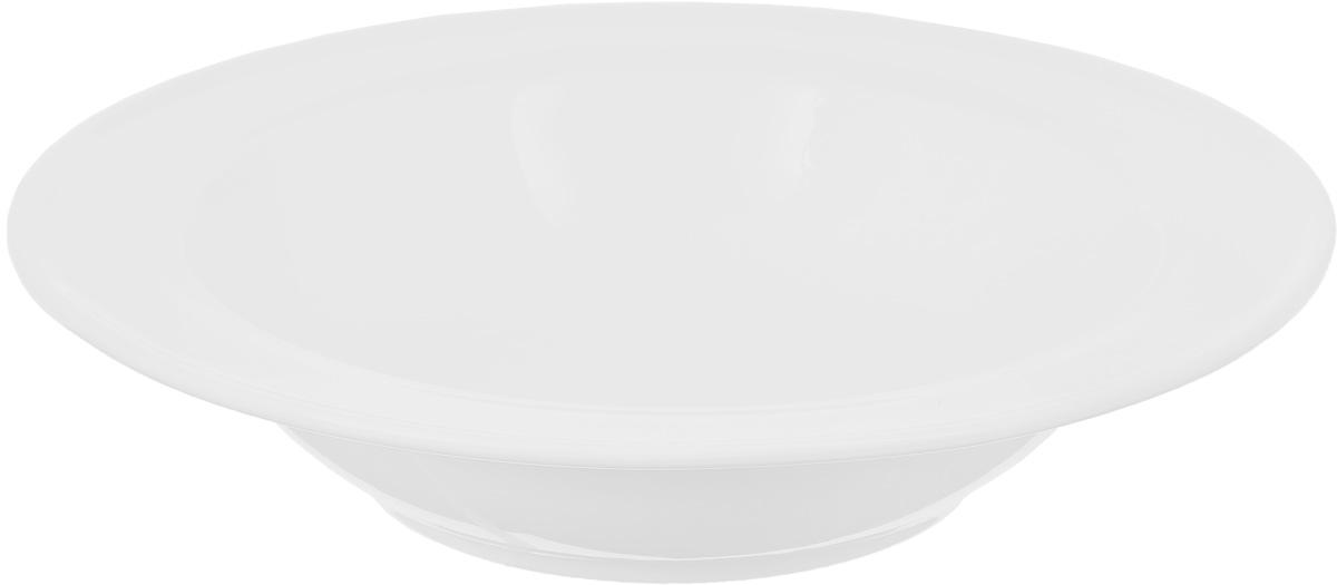 Салатник Wilmax, 285 млWL-991019 / AСалатник Wilmax, изготовленный из высококачественного фарфора с глазурованным покрытием, прекрасно подойдет для подачи различных блюд: закусок, салатов или фруктов. Такой салатник украсит ваш праздничный или обеденный стол, а оригинальный дизайн придется по вкусу и ценителям классики, и тем, кто предпочитает утонченность и изысканность.