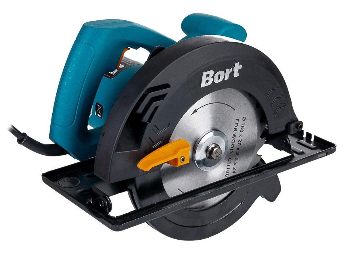 Пила дисковая BHK-185U, цвет: синий, черныйBHK-185UПреимущества высокая мощность регулировка угла и глубины пропила эластичная накладка на рукоятке