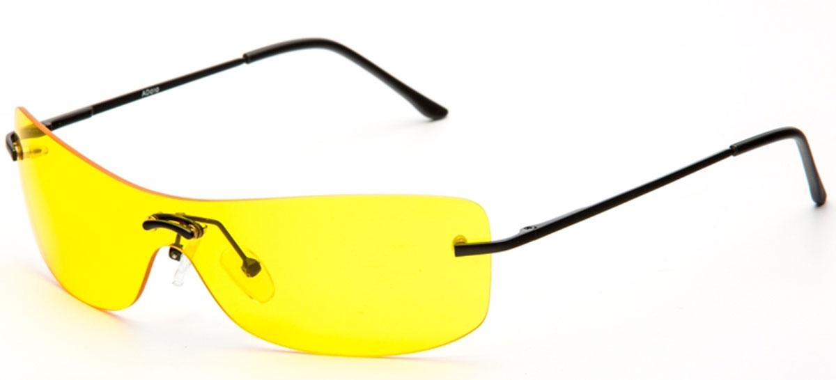 SP Glasses AD010 Comfort, Black водительские очкиAD010Водительские очки SP Glasses AD010 Comfort подарят комфорт вашим глазам во время езды на автомобиле. Очки значительно улучшат видимость в дороге при непогоде и снижают нагрузку на глаза. Даже длительная дорога в этих очках будет менее утомительной. В них также рекомендуется ездить в вечернее и ночное время, благодаря тому очки повышают контрастность и помогают лучше ориентироваться во время тумана или дождя. При этом они отлично блокируют ультрафиолетовые лучи (UV 400). Размер линзы: 119 мм х 35 мм Длина дужки: 128
