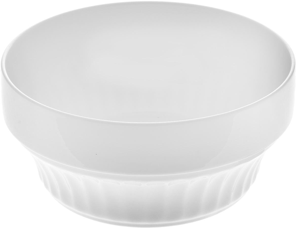 Салатник Wilmax, 1,4 л. WL-992562WL-992562Салатник Wilmax, изготовленный из высококачественного фарфора с глазурованным покрытием, прекрасно подойдет для подачи различных блюд: закусок, салатов или фруктов. Такой салатник украсит ваш праздничный или обеденный стол, а оригинальный дизайн придется по вкусу и ценителям классики, и тем, кто предпочитает утонченность и изысканность.