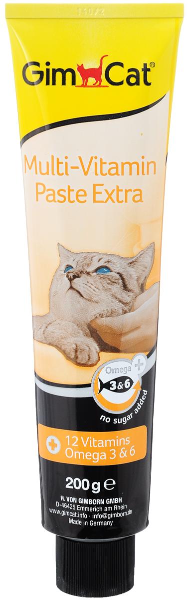 Паста для кошек GimCat