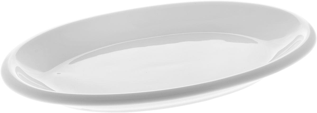 Блюдо Wilmax, 26 х 14,5 смWL-992498 / AОригинальное овальное блюдо Wilmax, изготовленное из фарфора, прекрасно подойдет для подачи нарезок, закусок и других блюд. Оно украсит ваш кухонный стол, а также станет замечательным подарком к любому празднику. Размер блюда: 26 х 14,5 см.