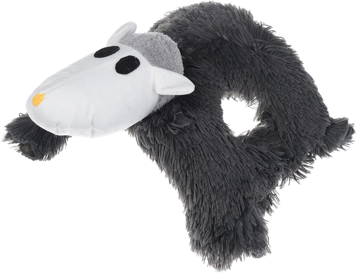 Когтеточка Zolux Yeti Punch, цвет: серый, белый, 44 х 40 х 23 см3336025041226 / 504122YEGКогтеточка Zolux Yeti Punch предназначена для стачивания когтей вашей кошки и предотвращения их врастания. Вставка из сизаля обеспечивает естественный уход за когтями питомца. Оригинальная форма имитирует туннель, позволяя кошке прятаться под когтеточкой. Изделие покрыта мягким и нежным искусственным мехом. Когтеточка Zolux Yeti Punch позволяет сохранить неповрежденными мебель и другие предметы интерьера.