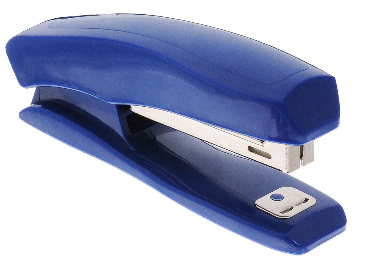 Erich Krause Степлер Elegance для скоб №10 цвет синий