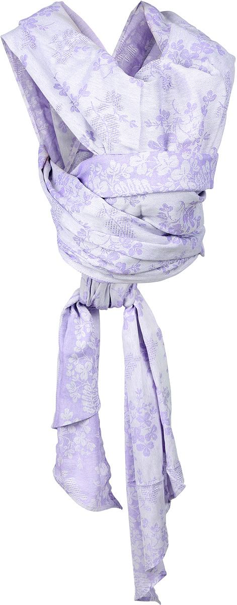 Чудо-Чадо Слинг-шарф Герба цвет сиреневыйСШЛ01-003Ткань, из которой изготовлены слинг-шарфы Герба, имеет диагональное жаккардовое плетение. Это идеальная ткань для шарфов. Она не растягивается и не провисает. Слинг из такой ткани хорошо распределяет нагрузку на спину взрослого, отлично облегает, обеспечивает безопасную поддержку для позвоночника малыша. Жаккардовая ткань не имеет изнанки, один и тот же узор выступает с обеих сторон: меняется только сочетание цветов, так что вам не надо ломать голову в поисках лицевой стороны. А благодаря особенностям жаккардового плетения он замечательно вентилируется. Ткань не требует разнашивания и многочисленных стирок. Слинг Герба мягкий сразу из коробки и поэтому отлично подходит для новорожденных. Слинг-шарфы Герба на 30% состоят из льна и на 70% - из хлопка. Они сочетают в себе преимущества обоих видов тканей. Лен обеспечивает слинг-шарфам Герба износостойкость, грузовозность, улучшенную терморегуляцию (в жару в льняных слингах всегда немного прохладнее,...