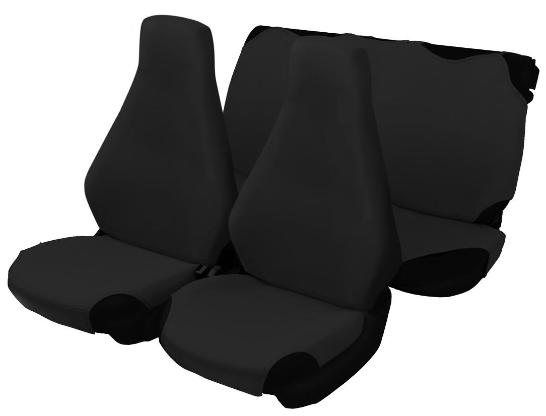 Чехол-майка Azard 7 Classic, цвет: черный, 4 предметаМАЙ00032Универсальные чехлы-майки на сидения автомобиля. Для автомобильных кресел с несъемными подголовниками. Идеально подходят для ВАЗ 2107. Чехлы надежно прилегают к автокреслам и не собираются в процессе эксплуатации. Применимы в автомобилях с боковыми подушками безопасности (AIR BAG). Материал триплирован огнеупорным поролоном 2 мм, за счет чего чехол приобретает дополнительную мягкость и устойчивость к возгоранию. Авточехлы майки Azard 7 Classic износоустойчивы и легко стирается в стиральной машине. Рекомендуется стирка в деликатном режиме.