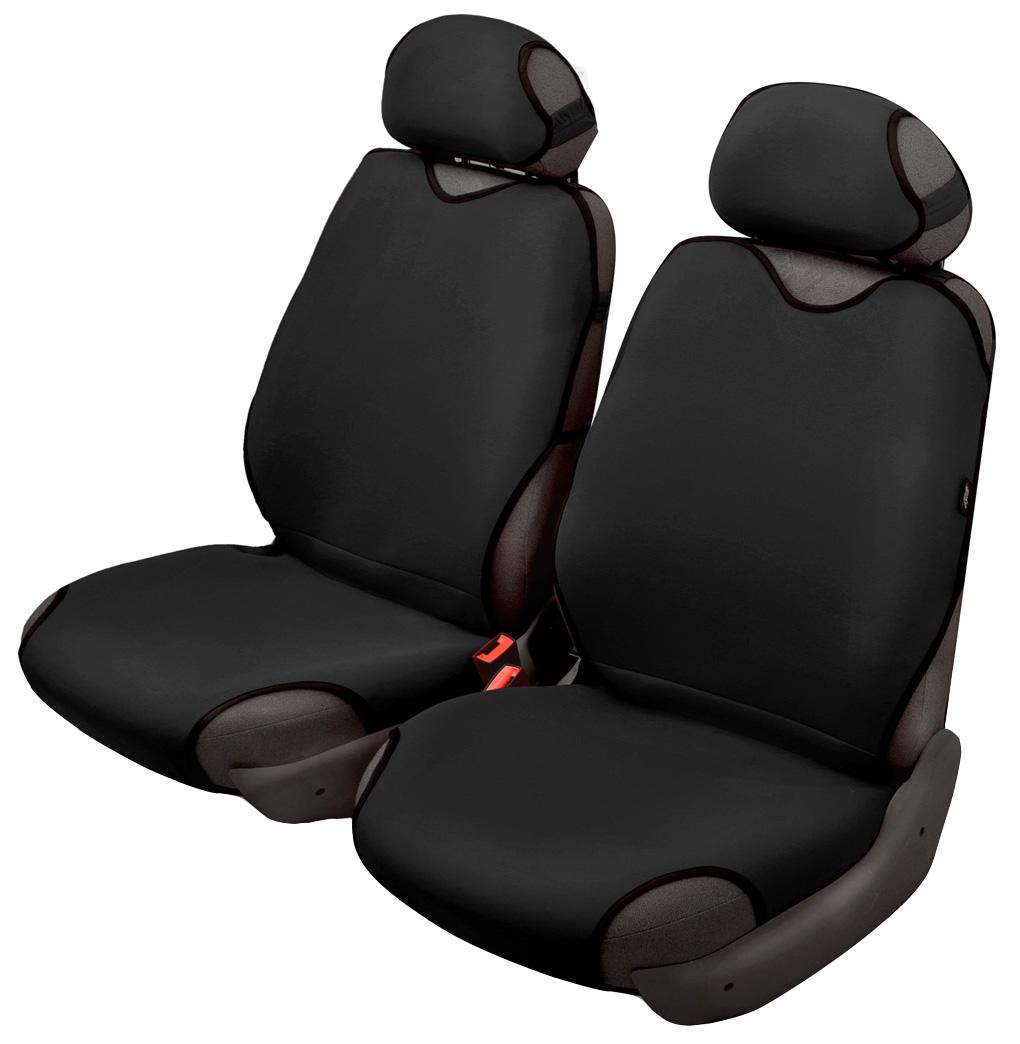 Чехол-майка Azard Sprint, передний комплект, цвет: ЧЕРНЫЙ, 2+2 предметаМАЙ00053Универсальные чехлы-майки на сидения автомобиля. Классический дизайн. Чехлы надежно прилегают к автокреслам и не собираются в процессе эксплуатации. Применимы в автомобилях с боковыми подушками безопасности (AIR BAG). Материал триплирован огнеупорным поролоном 2 мм, за счет чего чехол приобретает дополнительную мягкость и устойчивость к возгоранию. Авточехлы майки Azard Sprint износоустойчивы и легко стирается в стиральной машине. Рекомендуется стирка в деликатном режиме.