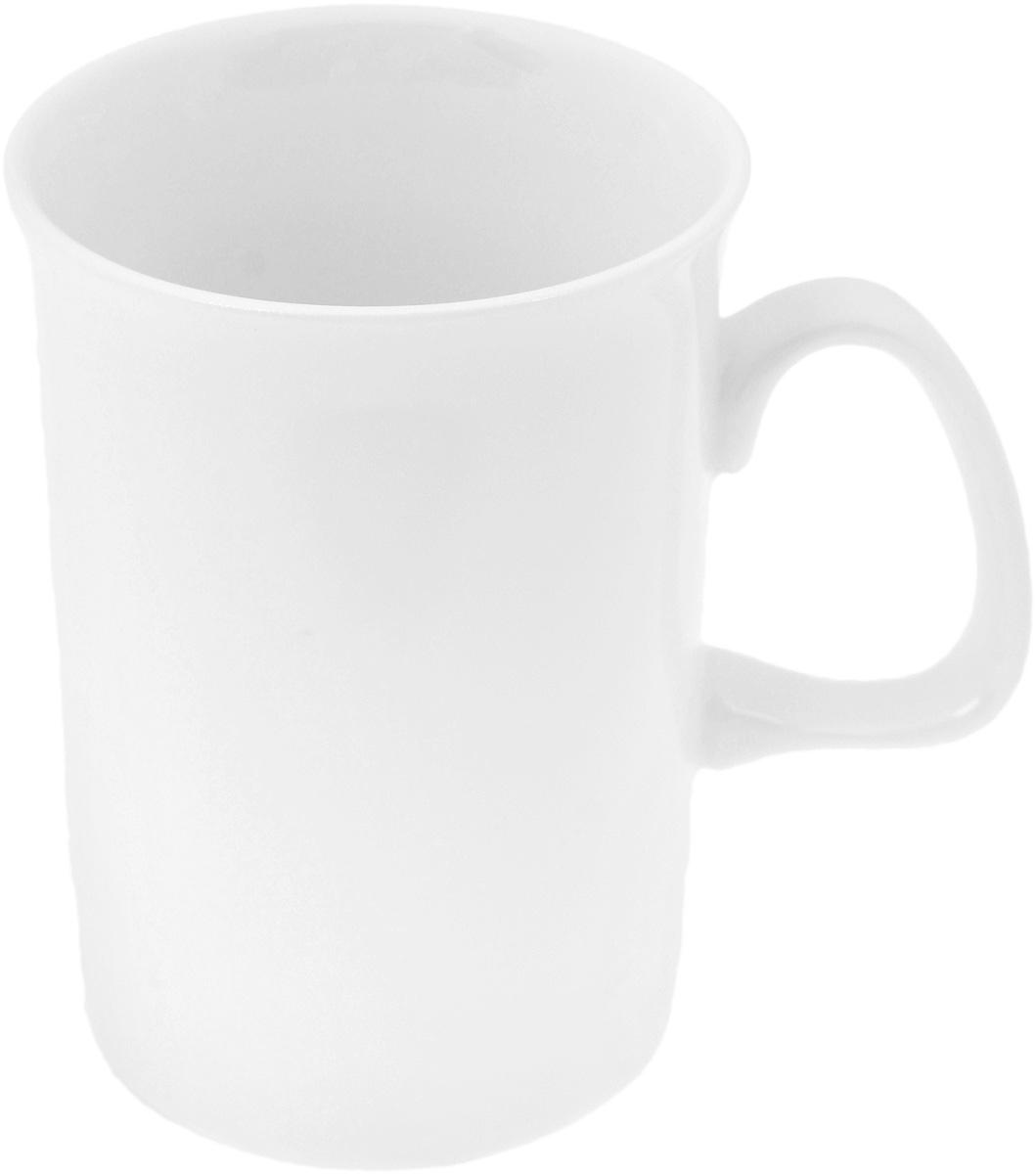 Кружка Wilmax, 310 млWL-993010 / AКружка Wilmax изготовлена из высококачественного фарфора и сочетает в себе оригинальный дизайн и функциональность. Такая кружка идеально впишется в интерьер современной кухни, а также станет хорошим и практичным подарком на любой праздник. Диаметр кружки(по верхнему краю): 7,7 см.
