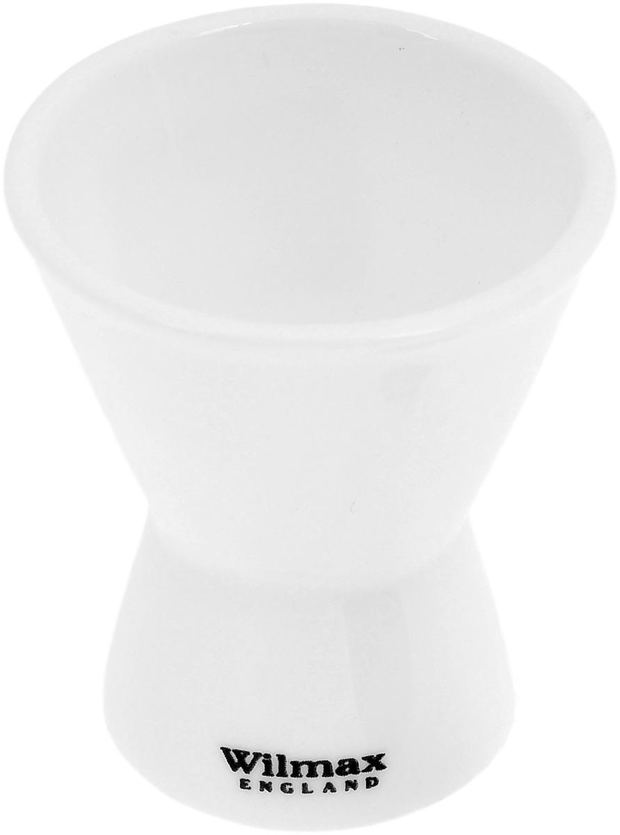 Подставка под яйцо WilmaxWL-996004 / AПодставка под яйцо Wilmax выполнена из высококачественного фарфора. Изделие подарит вам летнее настроение и станет оригинальным украшением праздничного стола. Диаметр подставки (по верхнему краю): 5 см. Высота подставки: 5,5 см.