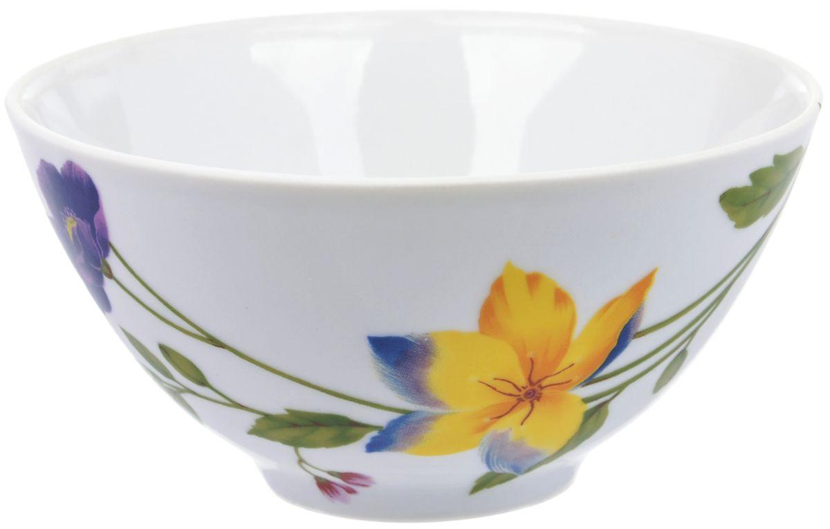 Пиала Дулевский фарфор Луговые цветы, 250 млDU02056LFПосуду можно использовать в СВЧ и мыть в посудомоечных машинах. Не рекомендуется использовать абразивные моющие средства.