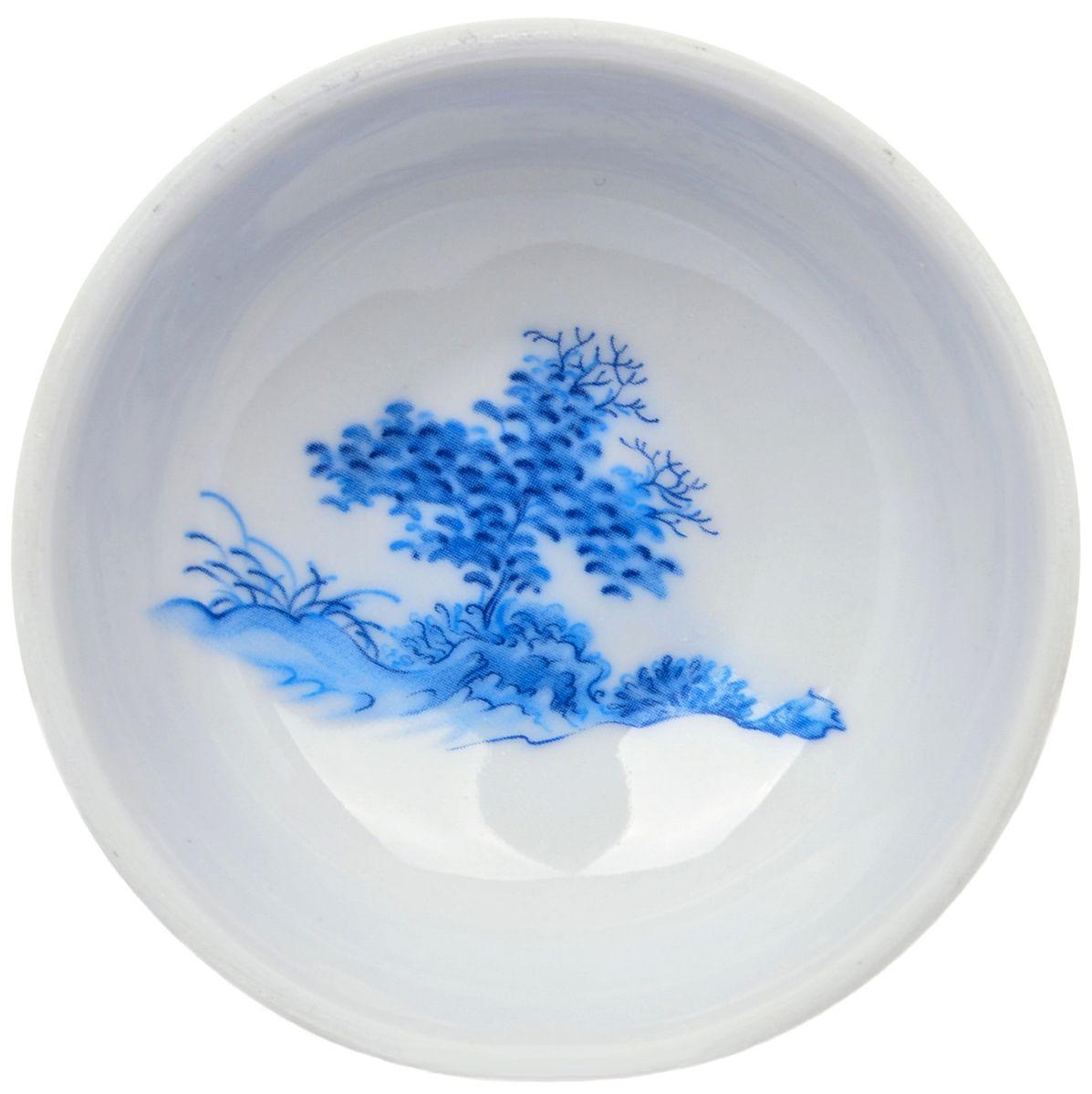 Блюдце Дулевский фарфор Азия, 9 смDU03842AZПосуду можно использовать в СВЧ и мыть в посудомоечных машинах. Не рекомендуется использовать абразивные моющие средства.