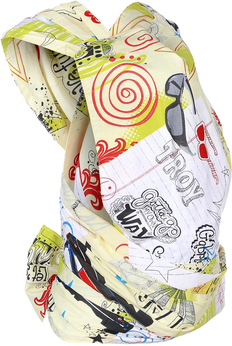 Чудо-Чадо Май-слинг Детство цвет граффитиМСД07-001Использовать май-слинг Детство можно с самого раннего возраста, поскольку он позволяет переносить малыша горизонтально (в положении колыбелька), а в вертикальных положениях - прижать к родителю широким полотном и разгрузить неокрепшую спинку. Многим подросшим и научившимся самостоятельно ходить малышам по-прежнему необходимо мамино тепло. Не отказывайте детям в ласке. Как и раньше носите их в слинге - это способствует сохранению близкого контакта с ребенком. Широкие лямки май-слинга Детство обеспечат правильную нагрузку при переноске уже подросшего ребенка. Пользоваться им вы сможете до 2-3-летнего возраста (10-15 кг - в зависимости от особенностей ткани и выносливости родителей). Для подросших детей, которым хочется высунуть ручки поверх спинки, для удобства увеличено расстояние между верхними лямками Использование 100% хлопка делает май-слинг Детство идеальным для самых маленьких детишек. Мягкий, легкий и экологичный май-слинг прекрасно...