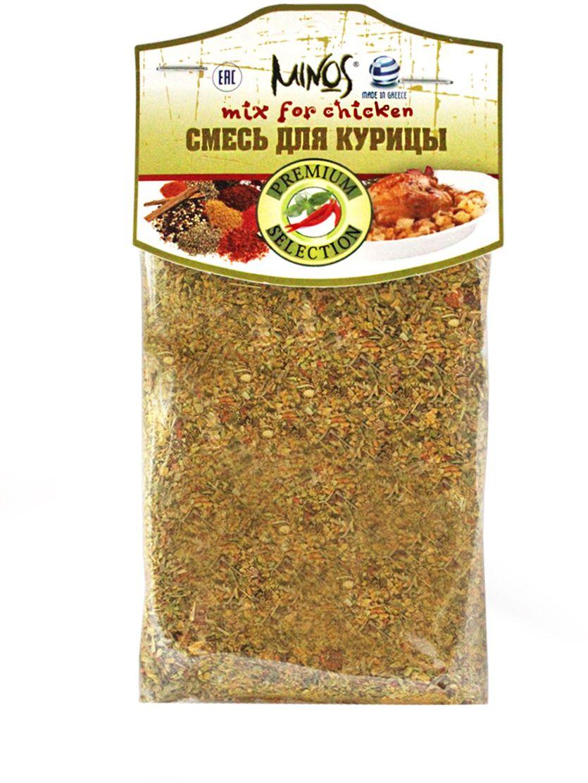 Minos Смесь пряностей для курицы, 50 г