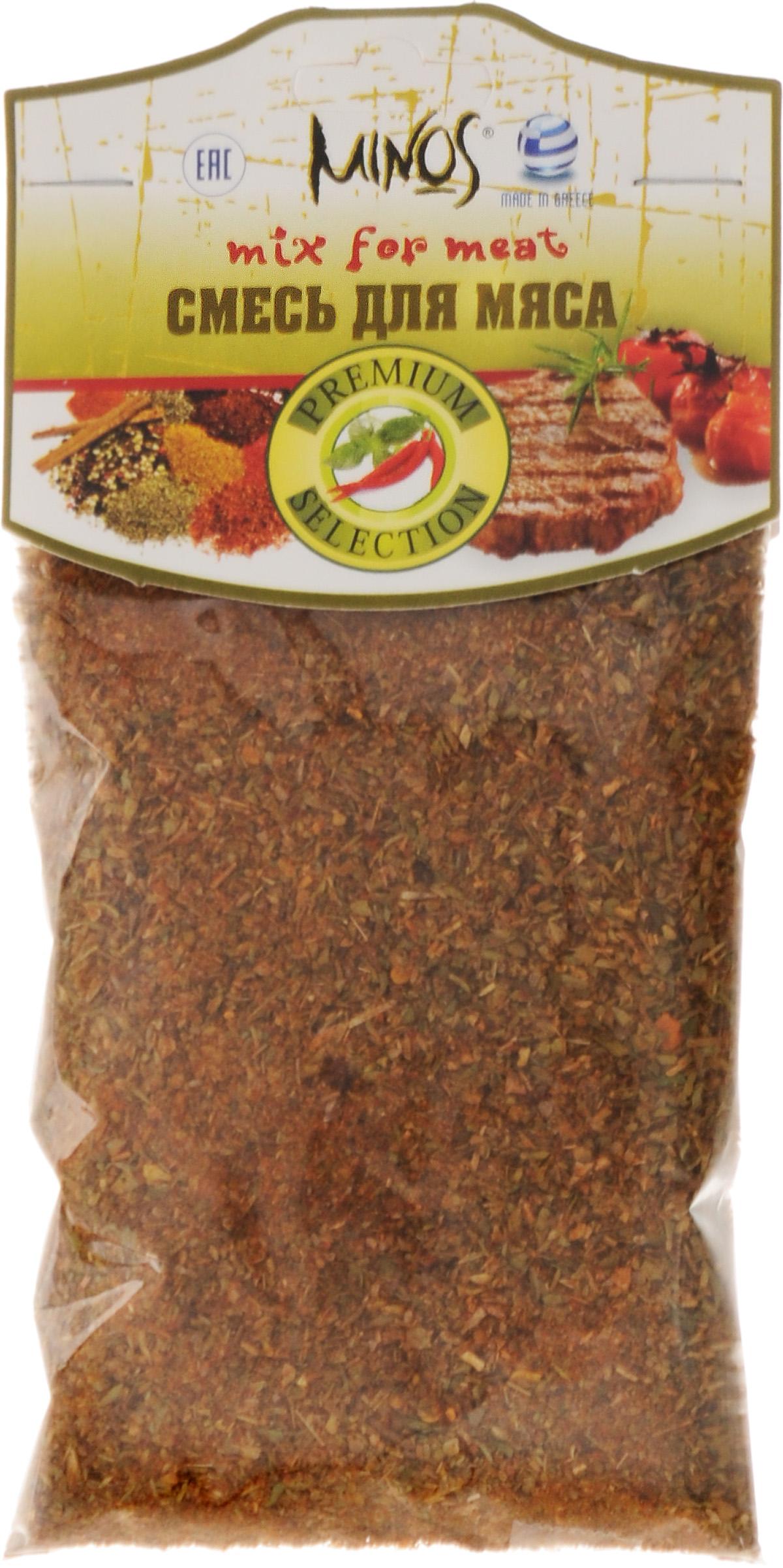 Minos Смесь пряностей для мяса , 50 г