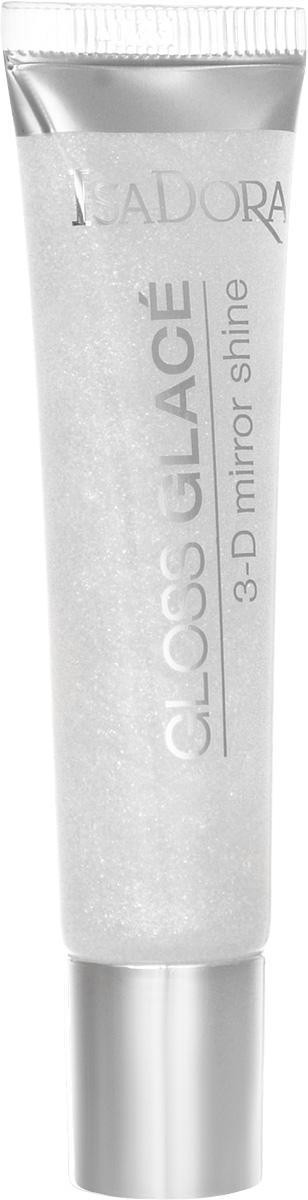 Isa Dora Блеск для губ Gloss Glace 01, 16 мл211701Зеркальный блеск - 3D эффект! Полупрозрачные шикарные оттенки. Придает губам визуальный объем, увлажняет. Не растекается. Большой объем тюбика!