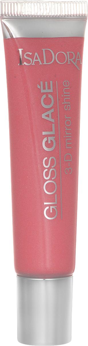 Isa Dora Блеск для губ Gloss Glace 22, 16 мл211722Зеркальный блеск - 3D эффект! Полупрозрачные шикарные оттенки. Придает губам визуальный объем, увлажняет. Не растекается. Большой объем тюбика!