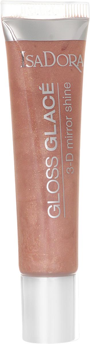 Isa Dora Блеск для губ Gloss Glace 23, 16 мл211723Зеркальный блеск - 3D эффект! Полупрозрачные шикарные оттенки. Придает губам визуальный объем, увлажняет. Не растекается. Большой объем тюбика!