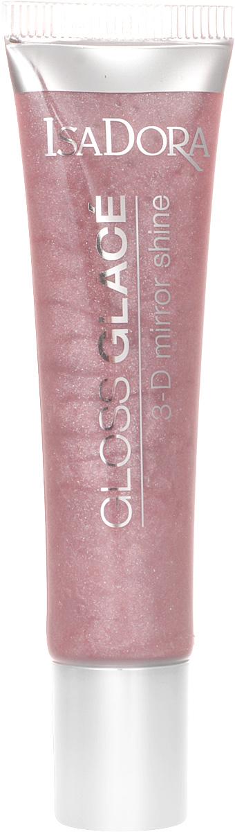 Isa Dora Блеск для губ Gloss Glace 07, 16 мл211707Зеркальный блеск - 3D эффект! Полупрозрачные шикарные оттенки. Придает губам визуальный объем, увлажняет. Не растекается. Большой объем тюбика!