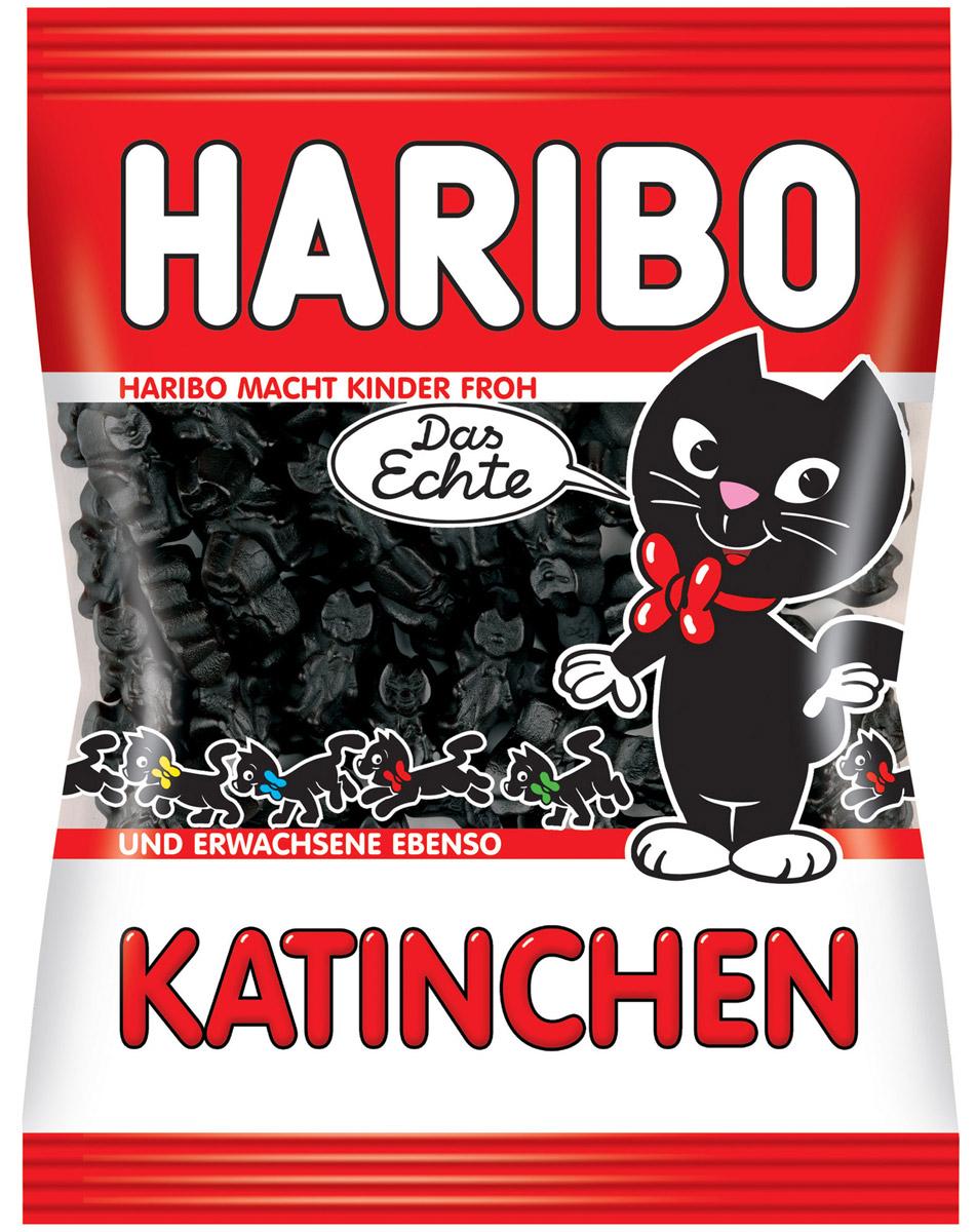 Haribo Котята лакричные черные, 200 г20806Без Лакричных Котят мир HARIBO был бы неполным! Ароматные черные котята HARIBO приносят только удачу. Проверьте сами!