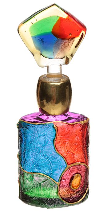 Murano! Флакон для духов. Муранское стекло, золочение, ручная работа. Murano, Италия (Венеция)шкфб.ми.му1Изящный флакон для духов. Муранское стекло, золочение, ручная работа. Murano, Венеция, Италия. Размер: высота 10 см. диаметр тулова 3,5 см. Каждое изделие из муранского стекла уникально и может незначительно отличаться от того, что вы видите на фотографии. Превосходный подарок коллекционеру художественного стекла!