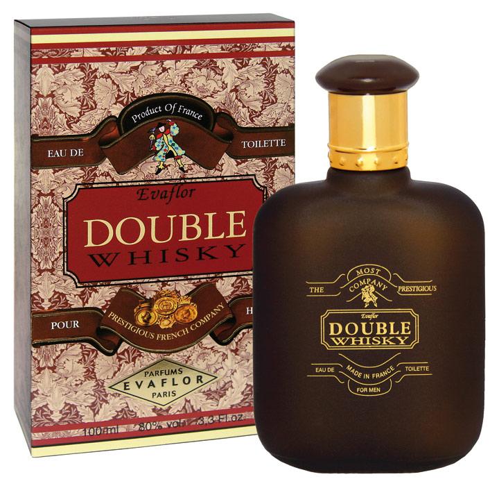 Evaflor Double Whisky. Туалетная вода, 100 мл853282Evaflor Double Whisky для мужественных мужчин, предпочитающих крепкие стойкие ароматы. Двойной аккорд: соблазнительный, чувственный с красивым балансом табачных, кожаных и восточных нот. Классификация аромата: древесный. Пирамида аромата: Верхние ноты: бергамот. Ноты сердца: табак, гвоздика. Ноты шлейфа: пачули, амбра, мускус. Ключевые слова: Строгий, насыщенный, мужественный, искренний, элегантный! Характеристики: Объем: 100 мл. Производитель: Франция. Изготовитель: Россия. Туалетная вода - один из самых популярных видов парфюмерной продукции. Туалетная вода содержит 4-10% парфюмерного экстракта. Главные достоинства данного типа продукции заключаются в доступной цене, разнообразии форматов (как правило, 30, 50, 75, 100 мл), удобстве использования (чаще всего - спрей). Идеальна для дневного использования. Товар сертифицирован.