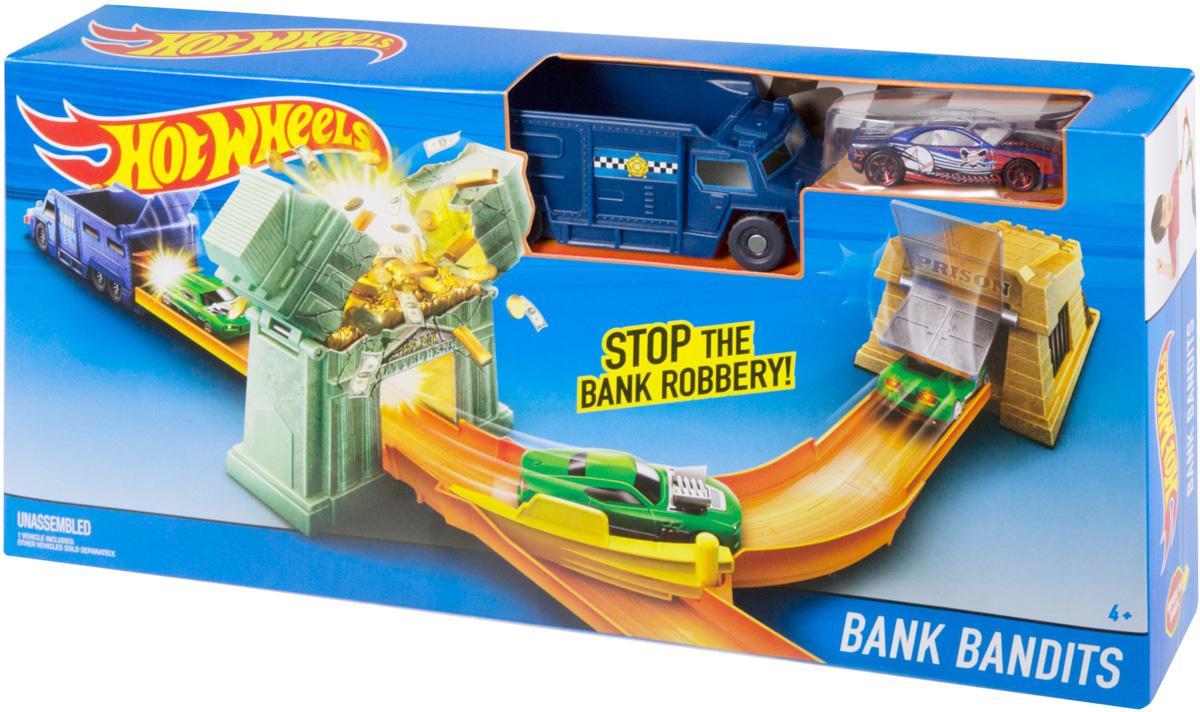 Hot Wheels Игрушечный трек Базовая трасса DNR74_DNR75DNR74_DNR75Выполняй трюки, гоняй на полной скорости и взлетай на трассах Hot Wheels! Дети смогут создать трассы в любимых стилях, таких как Bulldoze Blast, Trash Basher и других, и играть на них многие часы напролет — разгонять машинки Hot Wheels до предельной скорости, с ветерком спускать их с горки или, наоборот, пускать в полет с трамплина! Вдвое больше веселья в каждом наборе — в них дети найдут не только машинку Hot Wheels, но и катапульту для запуска машинок! Продаются отдельно, уточняйте наличие у продавца. Цвет и комплектация могут отличаться.