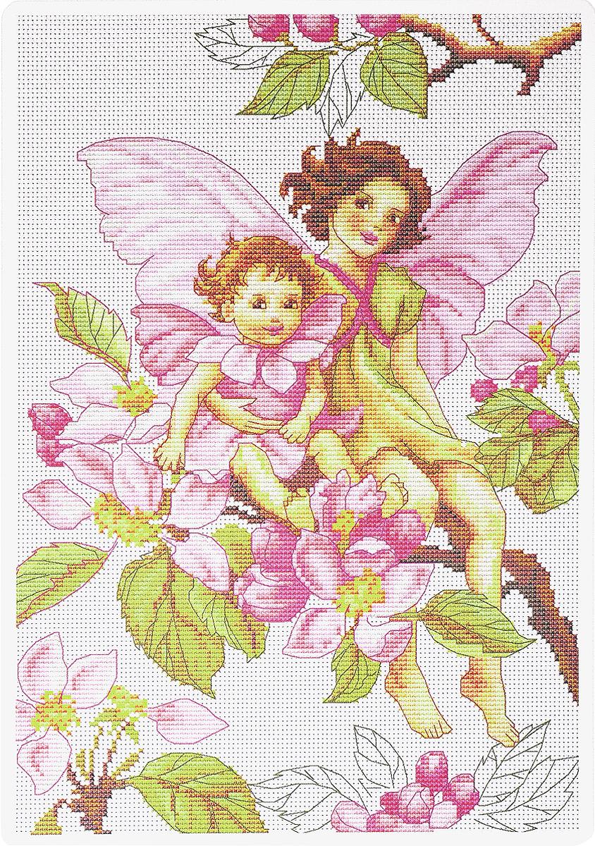 Набор для вышивания крестом Luca-S Цветы яблони, 18 х 25,5 смB298Набор для вышивания крестом Luca-S Цветы яблони поможет создать красивую вышитую картину. Рисунок-вышивка, выполненный на канве, выглядит стильно и модно. Вышивание отвлечет вас от повседневных забот и превратится в увлекательное занятие! Работа, созданная своими руками, не только украсит интерьер дома, придав ему уют и оригинальность, но и будет отличным подарком для друзей и близких! Набор содержит все необходимые материалы для вышивки на канве в технике счетный крест. В набор входит: - канва Aida Zweigart №18 (белого цвета), - мулине Anchor - 100% мерсеризованный хлопок (30 цветов), - черно-белая символьная схема, - инструкция, - игла. Размер готовой работы: 18 х 25,5 см. Размер канвы: 35 х 30 см.