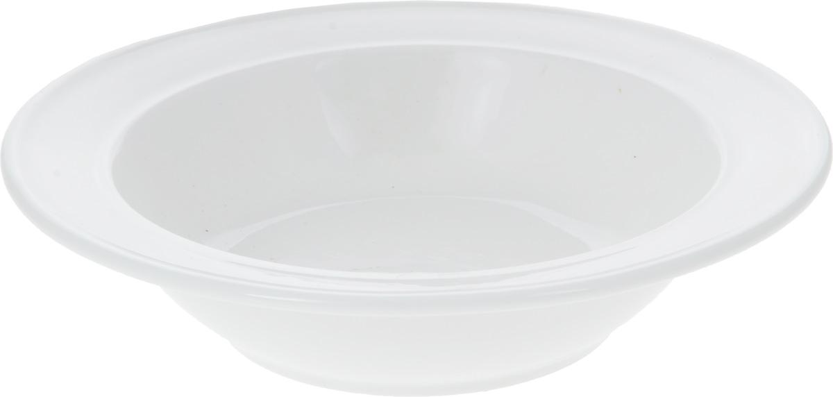 Салатник Wilmax, 200 млWL-991018 / AСалатник Wilmax, изготовленный из фарфора с глазурованным покрытием, прекрасно подойдет для подачи различных блюд: закусок, салатов или фруктов. Фарфор от Wilmax изготовлен по уникальному рецепту из сплава магния и алюминия, благодаря чему посуда обладает характерной белизной, прочностью и устойчивостью к сколами. Особый состав глазури обеспечивает гладкость и блеск поверхности изделия. Такой салатник украсит ваш праздничный или обеденный стол, а оригинальный дизайн придется по вкусу и ценителям классики, и тем, кто предпочитает утонченность и изысканность. Можно мыть в посудомоечной машине и использовать в микроволновой печи. Изделие пригодно для использования в духовых печах и выдерживает температуру до 300°С.