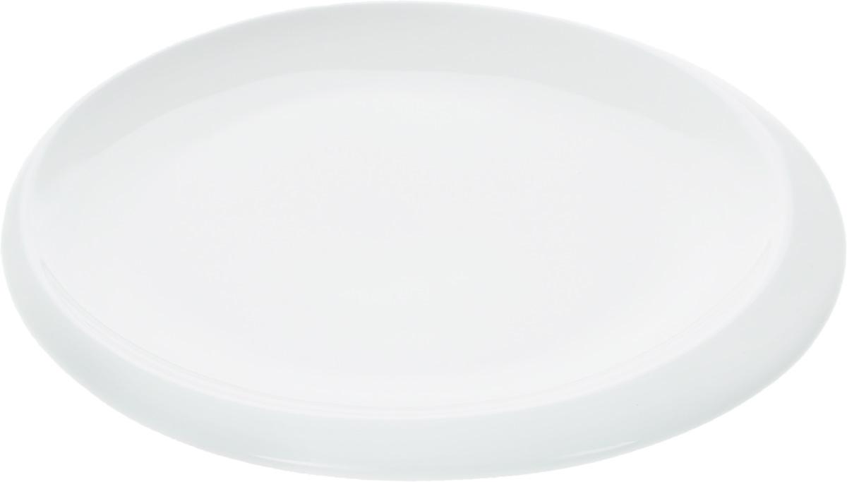Тарелка Wilmax, диаметр 18 смWL-991234 / AОригинальная тарелка Wilmax изготовлена из фарфора с глазурованным покрытием. Фарфор от Wilmax изготовлен по уникальному рецепту из сплава магния и алюминия, благодаря чему посуда обладает характерной белизной, прочностью и устойчивостью к сколами. Особый состав глазури обеспечивает гладкость и блеск поверхности изделия. Изделие сочетает в себе изысканный дизайн с максимальной функциональностью. Тарелка прекрасно впишется в интерьер вашей кухни и станет достойным дополнением к кухонному инвентарю. Можно мыть в посудомоечной машине и использовать в микроволновой печи. Изделие пригодно для использования в духовых печах и выдерживает температуру до 300°С. Диаметр: 18 см. Высота: 2 см.