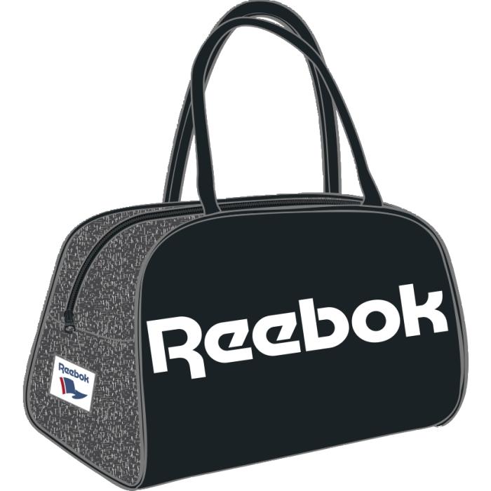 Сумка городская Reebok Cloudfoam Race, цвет: черный. AX9942AX9942Сумка Reebok Classics Согласитесь, эта сумка выглядит просто великолепно ? прочные материалы, классический дизайн и объемный логотип Reebok. Благодаря классическому дизайну она вместит в себя все необходимое Двойная ручка для удобного ношения в руке Тканый принт в виде флага и логотип Reebok эффектно дополнят твой образ