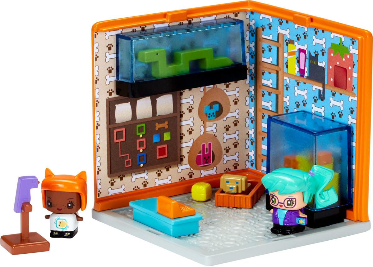 My Mini Mixiqe's Игровой набор Мини-комната DWB60_DWB63