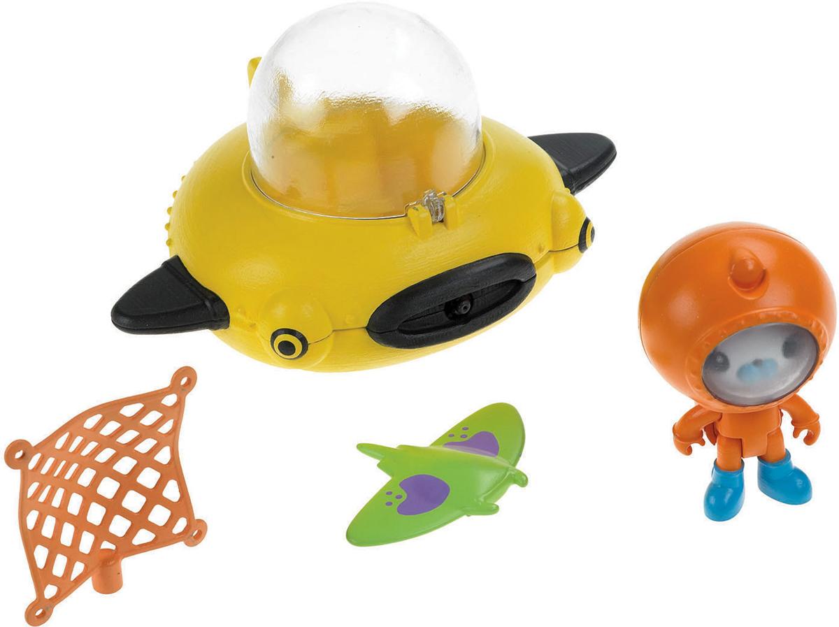 Octonauts Набор фигурок Gup-D & BarnaclesT7017_T7015Если под водой беда, октонавты спешат на помощь! На стремительных подводных лодках они спасают невероятных морских обитателей! А теперь дети могут принимать непосредственное участие в приключениях октонавтов! В каждой подводной лодке есть все необходимое для спасательных операций. Машины продаются по отдельности.