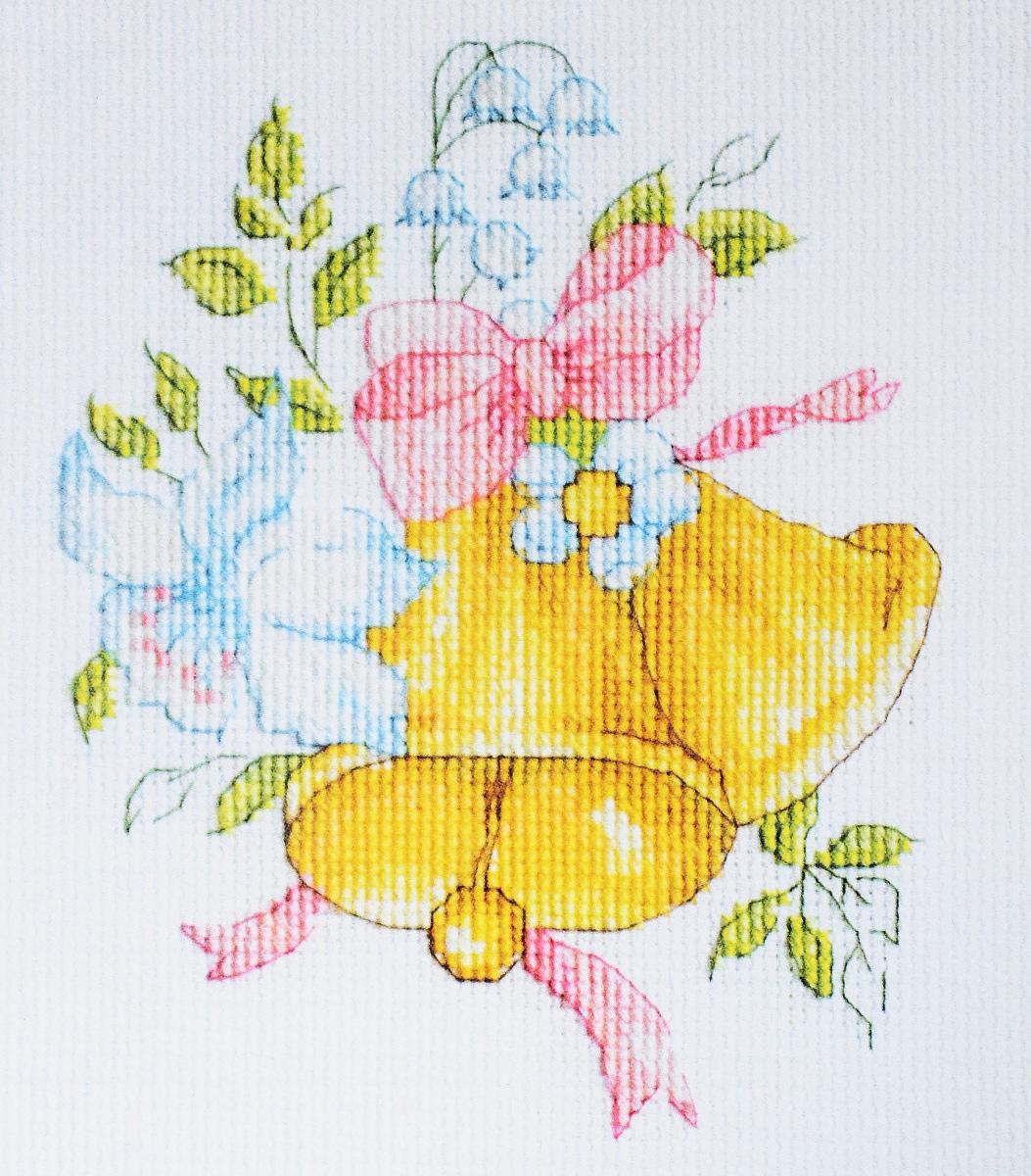 Набор для вышивания крестом Luca-S Колокольчики, 12 х 15 смB128Набор для вышивания крестом Luca-S Колокольчики поможет создать красивую вышитую картину. Рисунок- вышивка, выполненный на канве, выглядит стильно и модно. Вышивание отвлечет вас от повседневных забот и превратится в увлекательное занятие! Работа, сделанная своими руками, не только украсит интерьер дома, придав ему уют и оригинальность, но и будет отличным подарком для друзей и близких! Набор содержит все необходимые материалы для вышивки на канве в технике счетный крест. В набор входит: - канва Aida 14 Zweigart (белого цвета), - нитки мулине Anchor - 100% мерсеризованный хлопок (24 цвета), - черно-белая символьная схема, - инструкция на русском языке, - игла.
