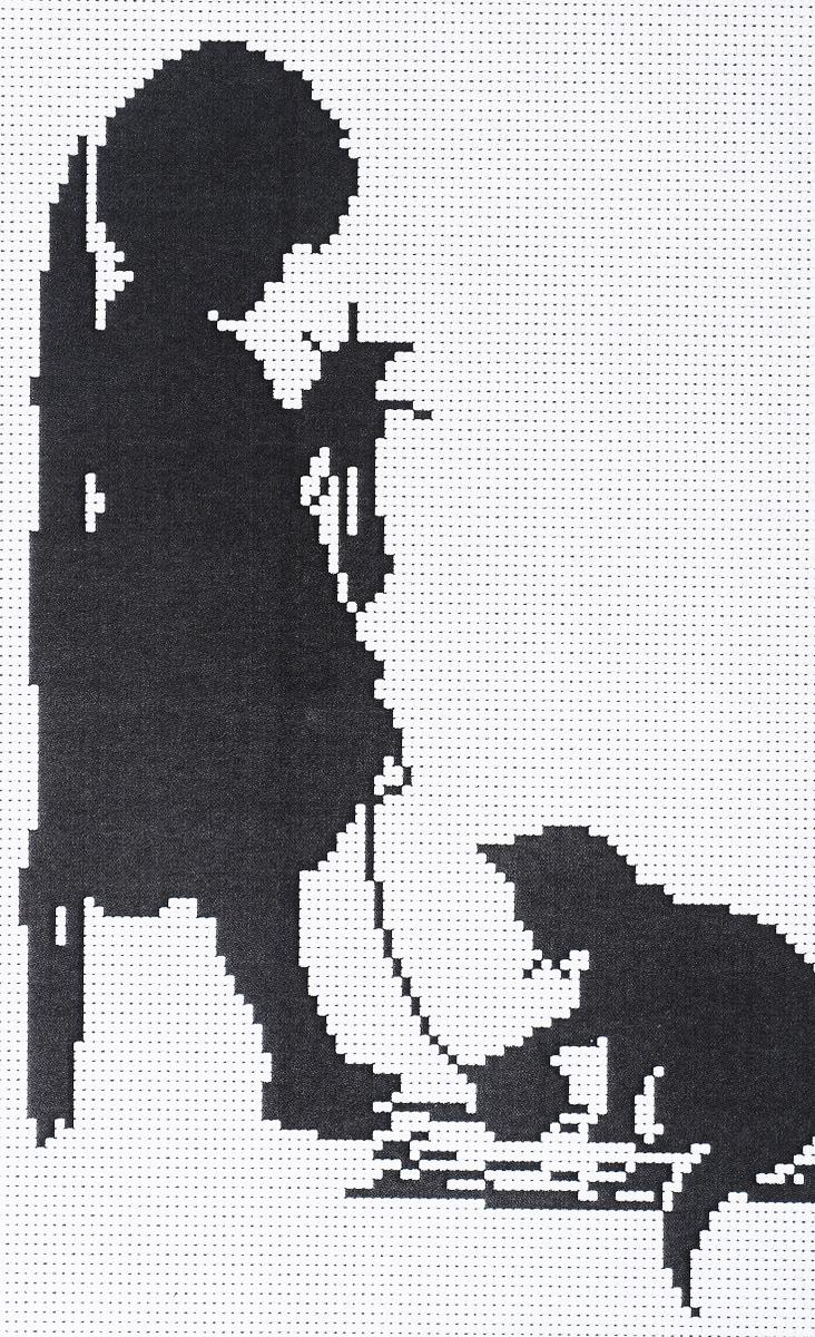 Набор для вышивания крестом Luca-S Девочка с кошечкой, 13,5 х 18,5 смB286Набор для вышивания крестом Luca-S Девочка с кошечкой поможет создать красивую вышитую картину. Рисунок-вышивка, выполненный на канве, выглядит стильно и модно. Вышивание отвлечет вас от повседневных забот и превратится в увлекательное занятие! Работа, сделанная своими руками, не только украсит интерьер дома, придав ему уют и оригинальность, но и будет отличным подарком для друзей и близких! Набор содержит все необходимые материалы для вышивки на канве в технике счетный крест. В набор входят: - канва Aida 18 Zweigart (белого цвета), - нитки мулине Anchor - 100% мерсеризованный хлопок (1 цвет), - черно-белая символьная схема, - инструкция на русском языке, - игла.