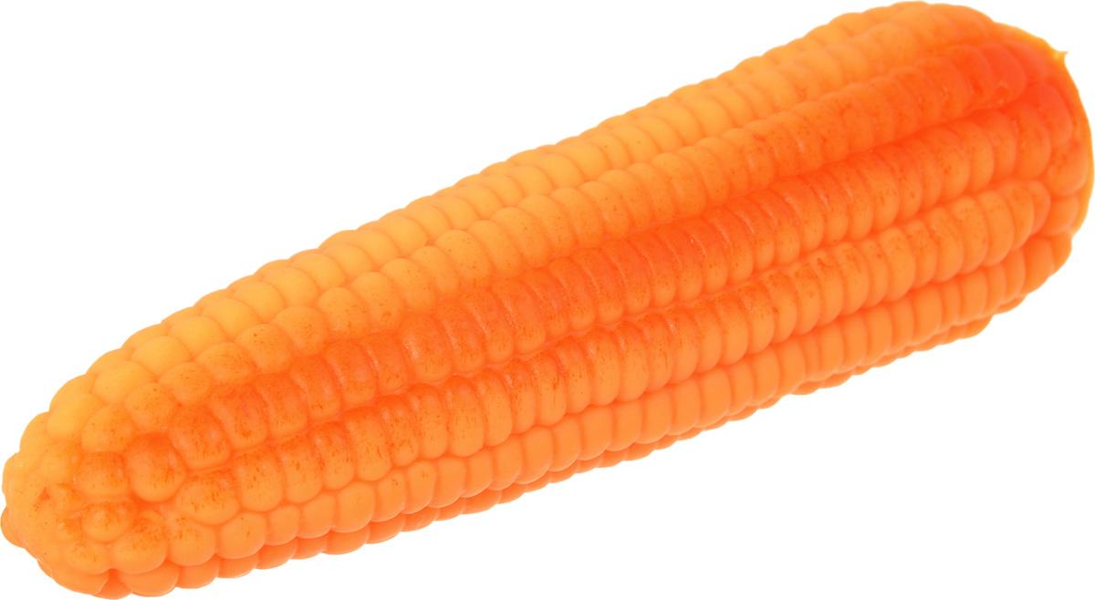 Игрушка для собак Зооник Кукуруза1634Игрушка с пищалкой Зооник Кукуруза изготовлена из пластизоля. Она имеет удобную для захвата зубами форму. Не имеет запаха и абсолютно безопасна для вашего питомца. Идеально подойдет для активных игр.