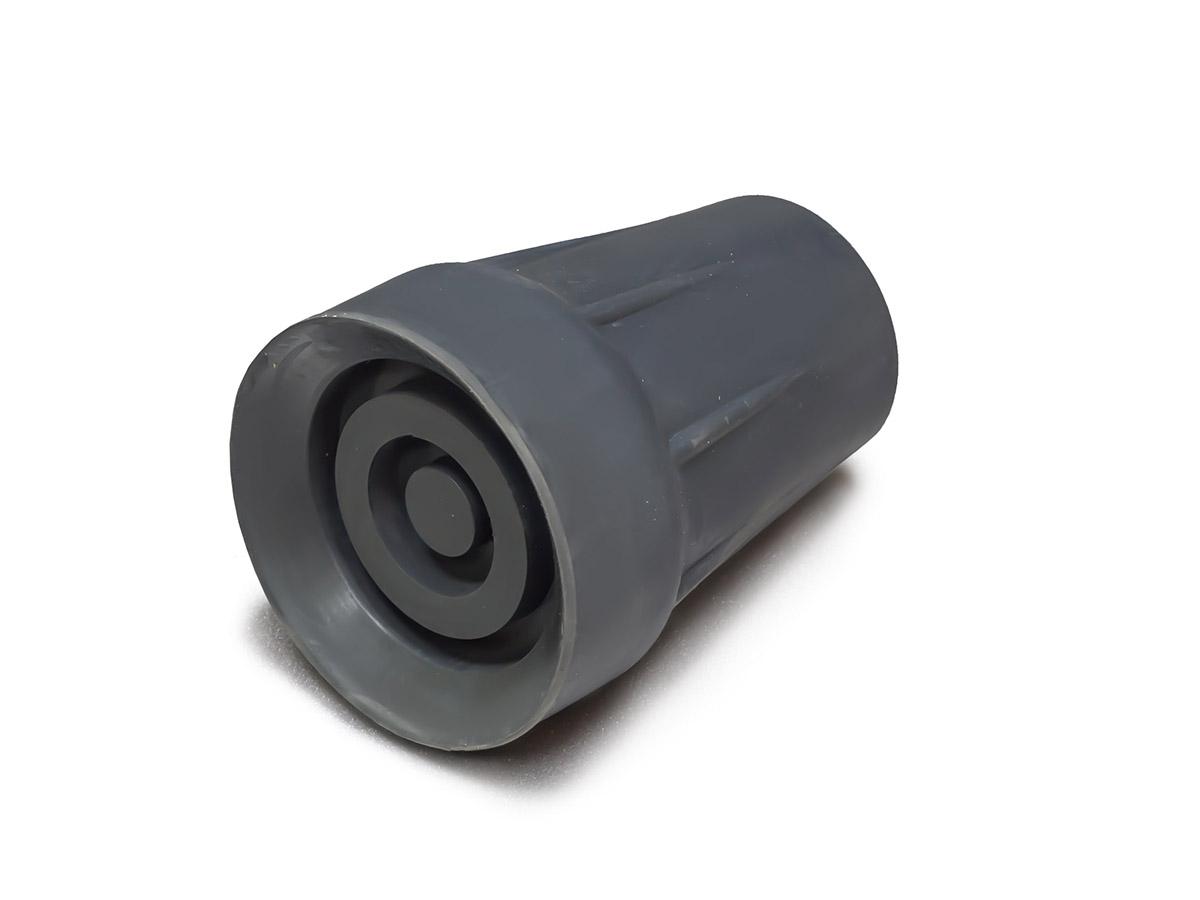 Amrus Наконечник резиновый на трость, внутр. диам. 15 мм AMСТ82AMСТ82Характеристики: Внутренний диаметр 15 мм.; Максимальный внешний диаметр 48 мм.; Внутренний металлический вкладыш. Изготовлен из высокопрочной износостойкой резины.