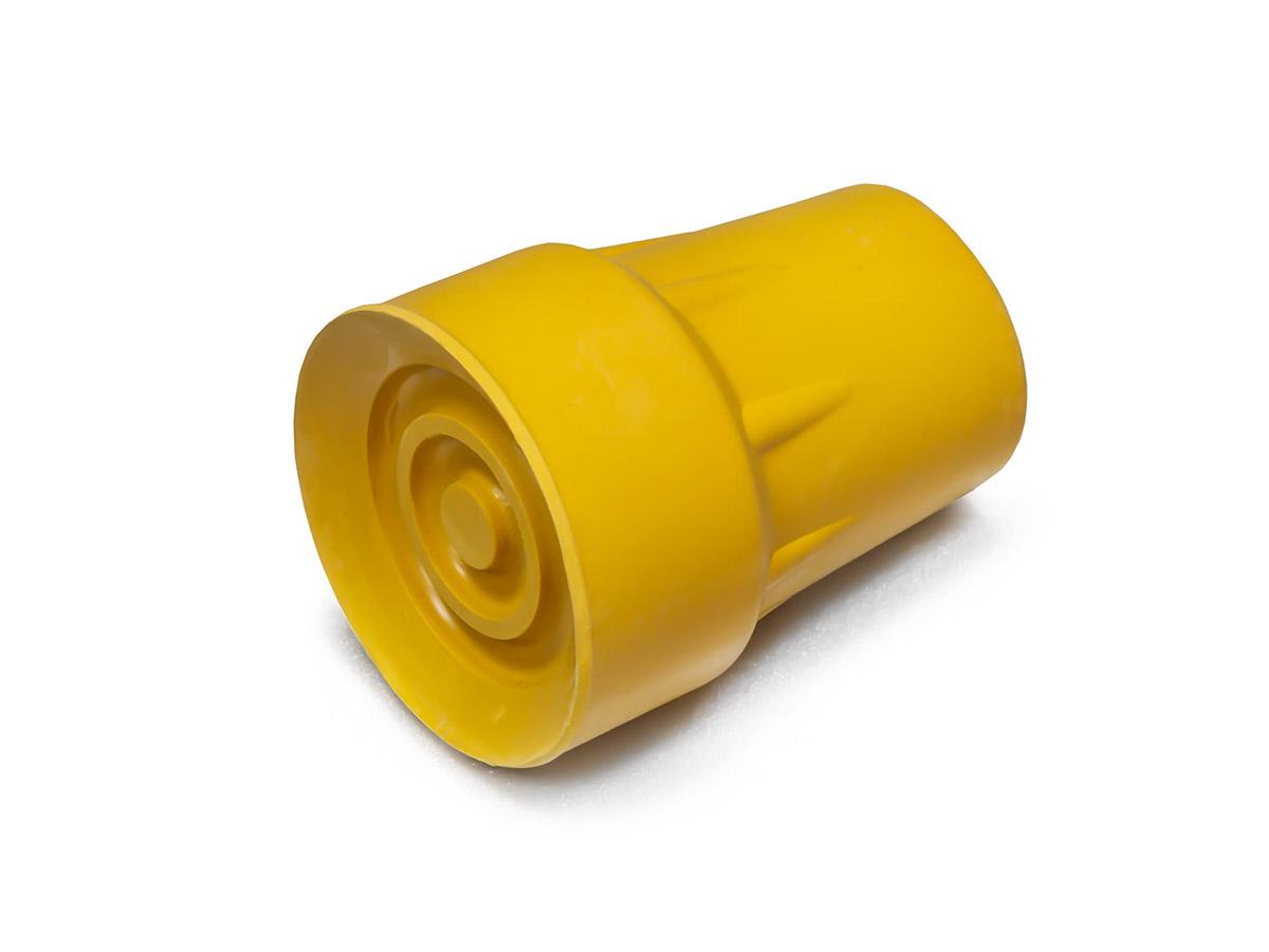 Amrus Наконечник резиновый на костыль, внутр. диам. 20 мм AMСТ83AMСТ83Характеристики: Внутренний диаметр 20 мм.; Максимальный внешний диаметр 44 мм.; Внутренний металлический вкладыш. Изготовлен из высокопрочной износостойкой резины.