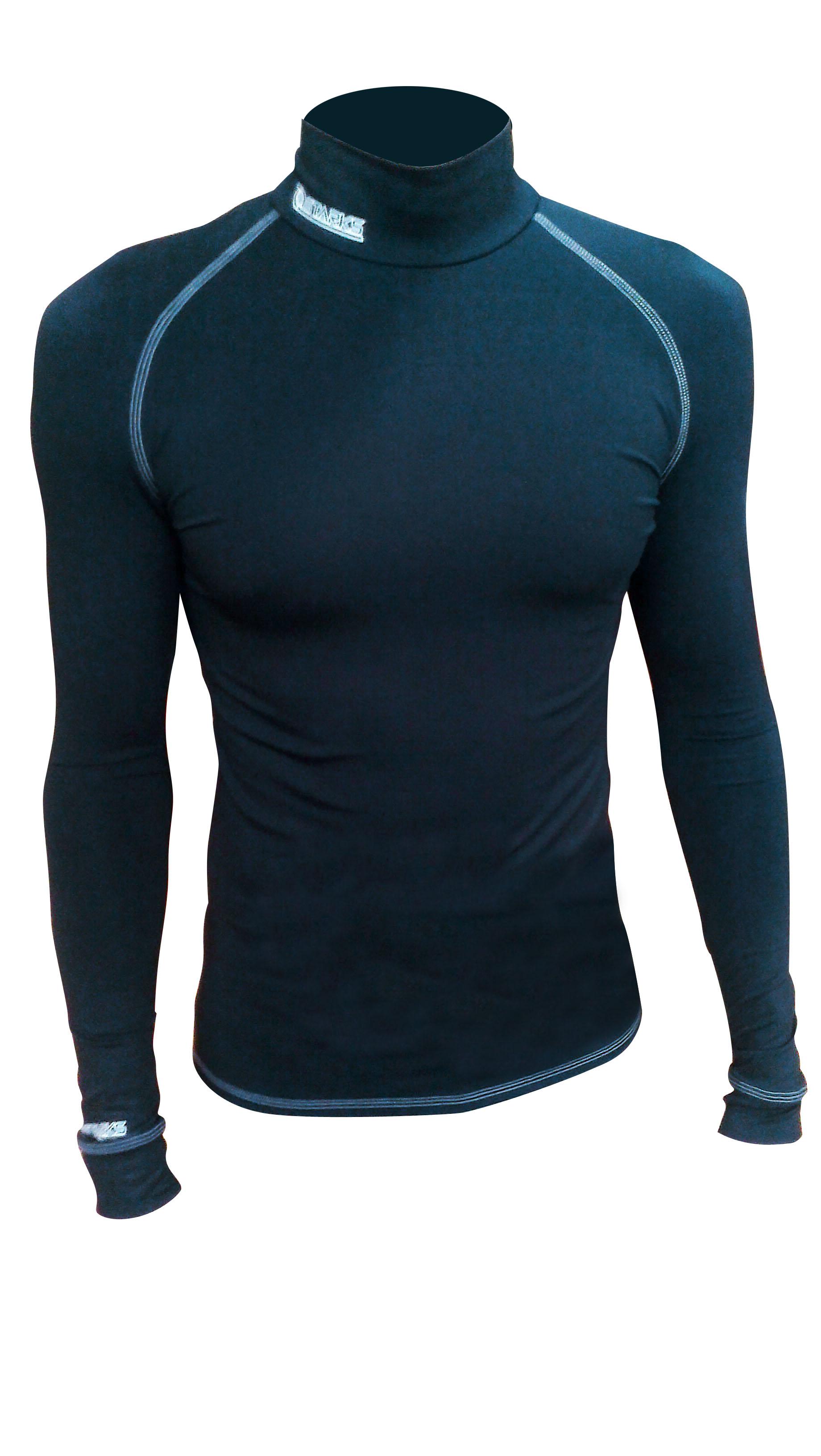 Термобелье кофта мужская Starks Warm, зимняя, цвет: черный. Размер XXLЛЦ0018_XXL_МужАнатомическое термобелье, выполнено из Европейской сертифицированной ткани Polarstretch. Высокие эластичные свойства материала позволяют белью максимально повторять индивидуальную анатомию тела, эффект второй кожи. Отличные влагоотводящиесвойства, что позволяет телу оставаться сухим. Высокие термоизоляционные свойства, позволяют исключить переохлаждение или перегрев. Воротник стойка обеспечивает защиту шеи от холода. Белье предназначено для активных физических нагрузок. Повседневное использование, в качестве демисезонного. Особенности: STOP BACTERIA Защита от перегрева или переохлаждения Эластичные, мягкие плоские швы Гипоаллергенно Состав: 92%-полиэстер, 8%-эластан