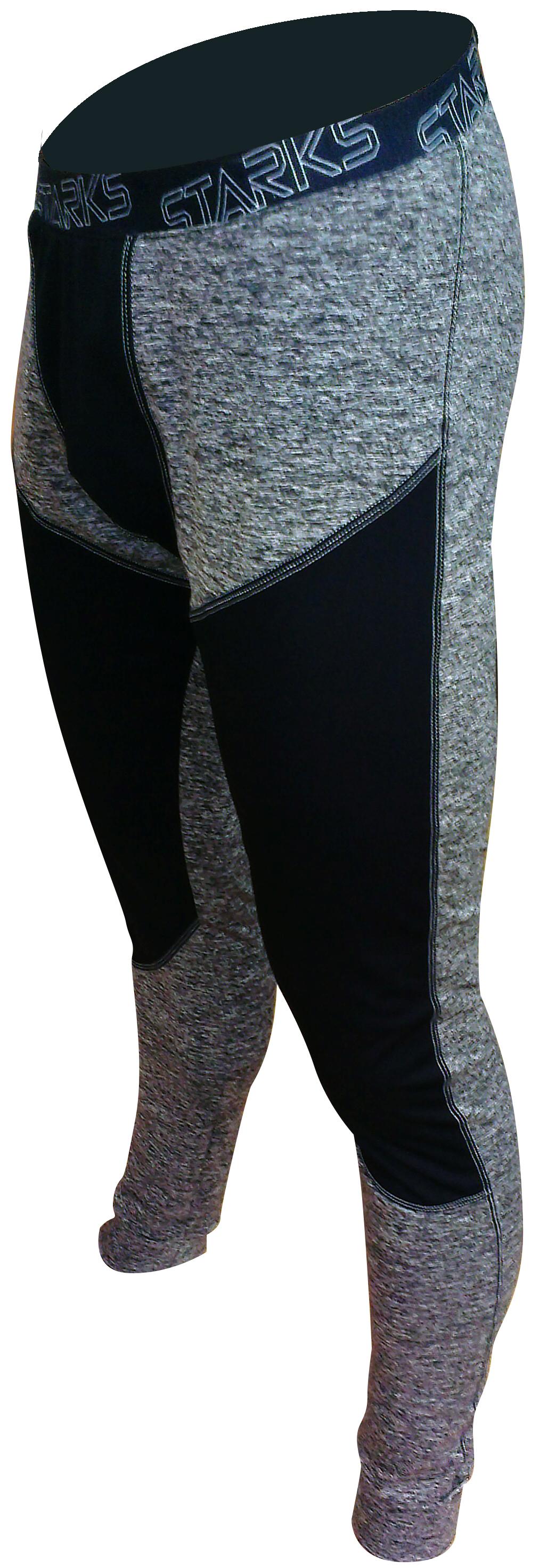 """Термобелье брюки Starks """"Warm Extreme"""", зимние, цвет: черный. Размер XXL"""